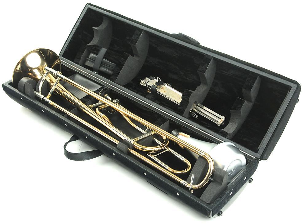 Yamaha Trombone With Case